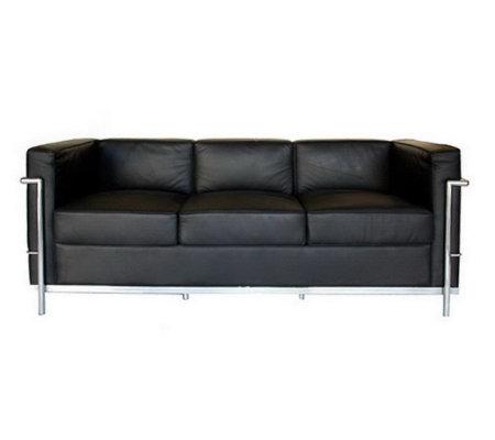 le corbusier petite sofa. Black Bedroom Furniture Sets. Home Design Ideas