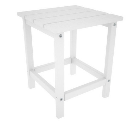 "POLYWOOD Long Island 15"" Side Table"