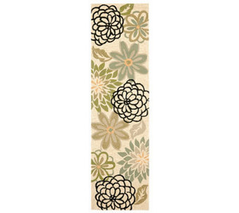 "Safavieh Four Seasons 2'3"" x 8' Runner Indoor/Outdoor - H366425"