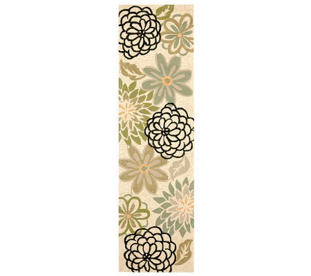 "Safavieh Four Seasons 2'3"" x 8' Runner Indoor/Outdoor"