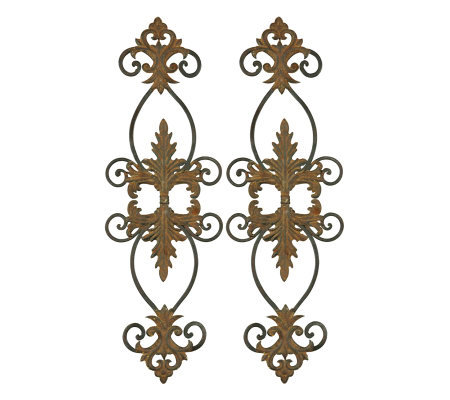 Lacole Metal Wall Art Set by Uttermost