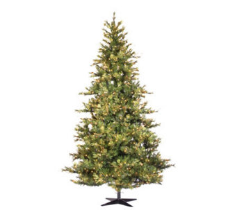7-1/2' Slim Mixed Country Pine Tree By Vickerma - H142126