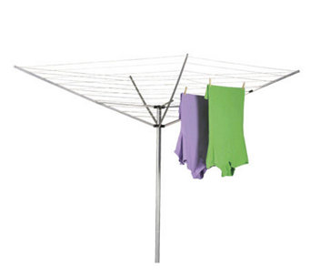 Household Essentials Outdoor Aluminum UmbrellaAir Dryer - H142526