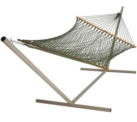 Pawleys Island Large DuraCord Rope Hammock