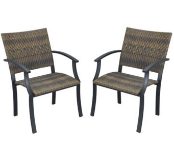 Home Styles Newport Armchair - Set of 2 - H187326