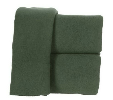 The Slanket Fleece Twin Size Sheet Set