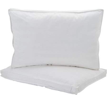 Northern Nights Set of 2 Standard Ultra Feather Pillows