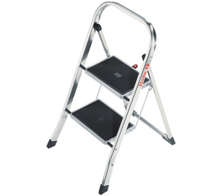 Hailo K30 2-Step Aluminum Step Stool