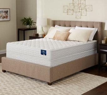 serta tahoma firm twin mattress set h292026