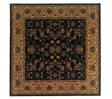 "Couristan 3'11"" Everest ""Tabriz"" Square Rug"