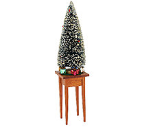 "Byers Choice 13"" Christmas Tree with Table and Presents - H200727"