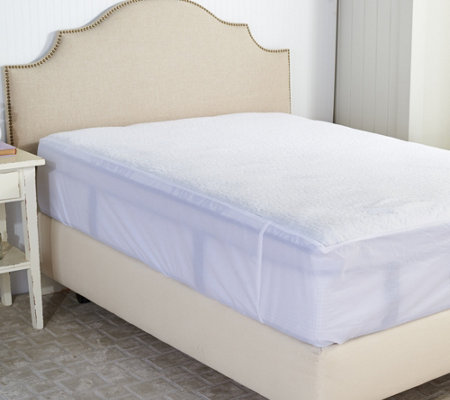 Serta Perfect Sleeper TW Mattress Encasement with Nanotex