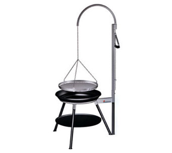 Landmann Geos Campfire Grill with Carry Bag - H282027