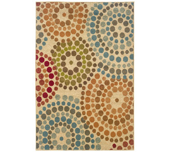 "Emerson 7'10"" x 10' by Oriental Weavers - Emory - H282827"