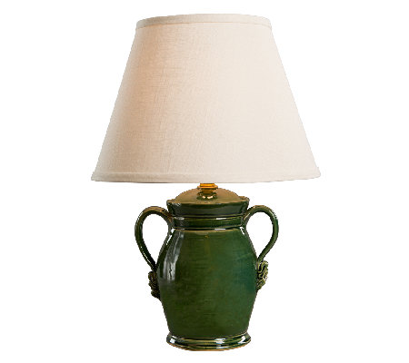 Athens Ceramic Table Lamp by Valerie