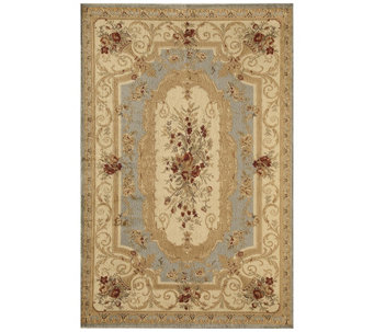 "Rugs America Sorrento Aubusson 5'3"" x 7'10"" Rug - H287327"