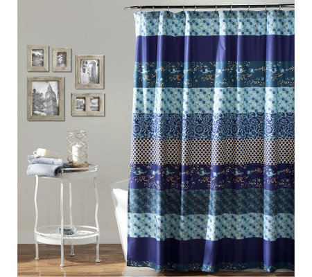 Royal Empire Shower Curtain by Lush Decor