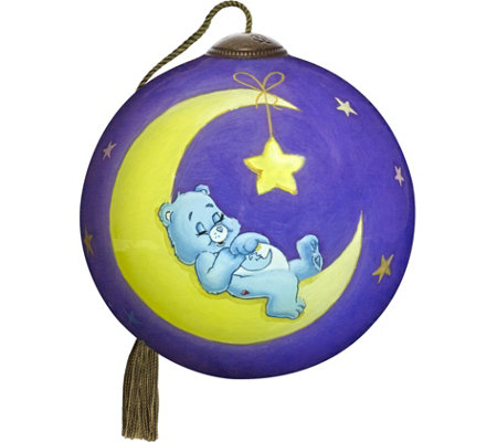 Care Bears I Love You to the Moon & Back Ornament by Ne'Qwa