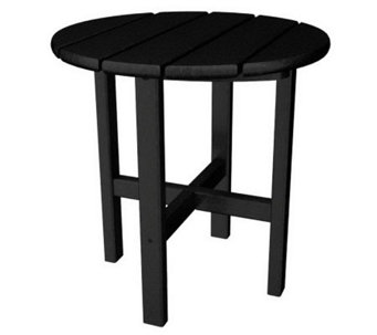 "POLYWOOD Round 18"" Side Table - H349827"