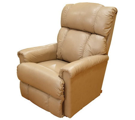 La-Z-Boy Pinnacle All Leather Rocker Recliner