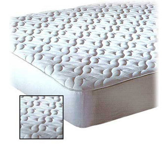 Quilted Top Mattress Pad - Twin - H109728