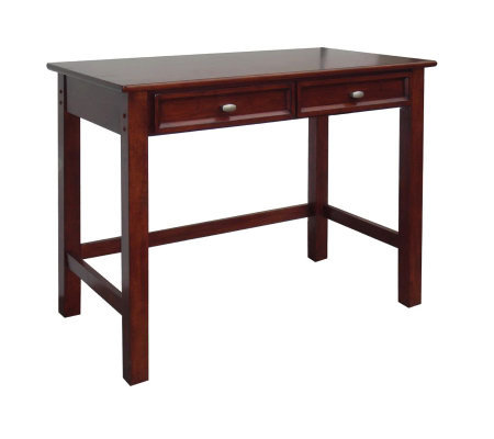 Home Styles Hanover Cherry Finish Student Desk
