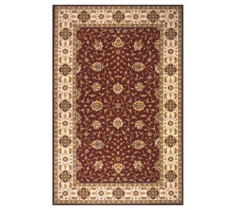 Momeni Persian Garden 9'6&quot x 13' Power Loomed Wool Rug - H162828