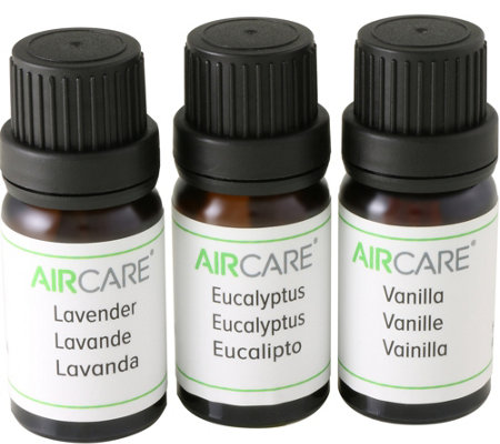 AirCare Variety Pack Essential Oil Three-Pack,10ml