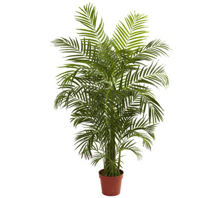 4.5' Areca Palm by Nearly Natural