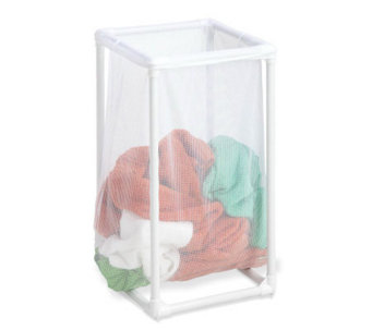 Honey-Can-Do Mesh Hamper with Bag - H356628