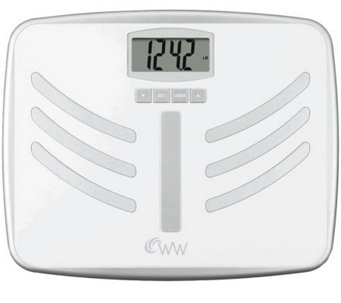 Conair WW66 Wide-Platform Weight Watchers BodyAnalysis Scale - H364028