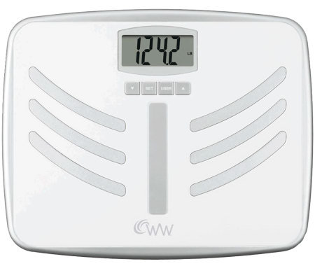 conair weight watchers scale manual
