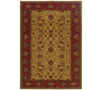 "Couristan 3'11"" x 5'3"" Everest ""Tabriz"" Rug - H160329"