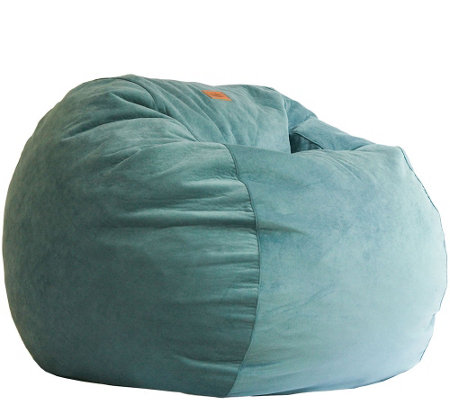 """As Is"" CordaRoy's Full Size Convertible Bean Bag Chair"