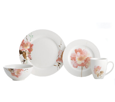 Oneida Amore 16-Piece Dinnerware Set