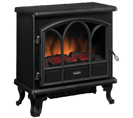 Duraflame Pendleton Electric Stove Fireplace Heater
