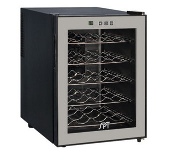 SPT 20-Bottle Thermo-Electric Wine Cooler - H366229