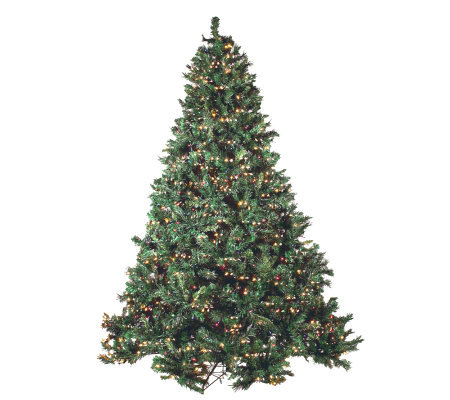3 In 1 Ultimate Prelit 7 1 2 39 Christmas Tree W 1200