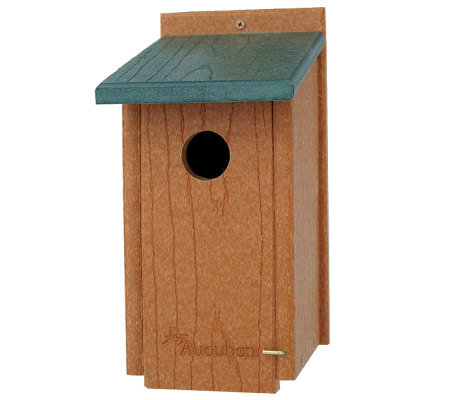 Go Green Bluebird House