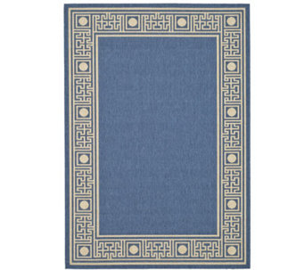 "Safavieh Courtyard Greek Revival 7'10"" x 11' Rug - H178930"