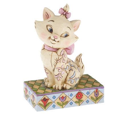 Jim Shore Disneytradition 5 Quot Jolie Marie Cat Figurine