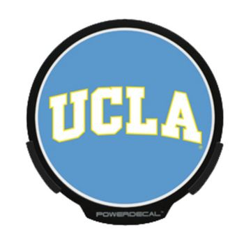 Motion Activated Light Up College Decal by Lori Greiner