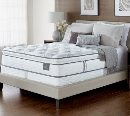 ... 10/31 Serta Perfect Sleeper Reserve Suite SPT QN Matt Set — QVC.com