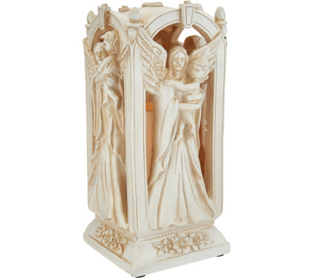 Guardian Angel Indoor/Outdoor Lantern by Home Reflections
