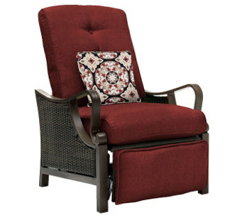 Hanover Outdoor Ventura Luxury Recliner - H288930