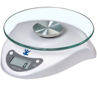 The Biggest Loser 3831BL Digital Food Scale - H364030