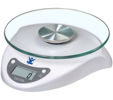 The Biggest Loser 3831BL Digital Food Scale