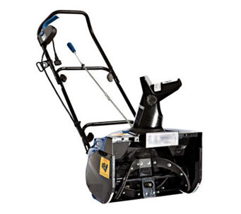 "Snow Joe 18"" Electric 15-amp Snow Blowerw/ Light - H365130"