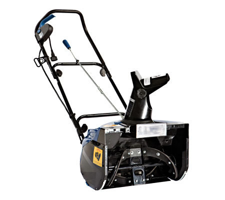 "Snow Joe 18"" Electric 15-amp Snow Blowerw/ Light"