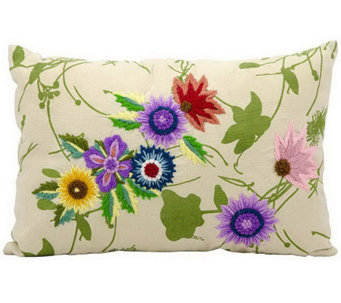 Mina Victory 14 x 20 Cotton Pillow - H366930